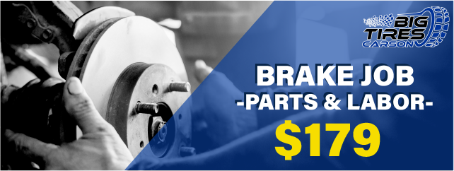 BRAKE REPAIRS, STARTING AT JUST $179.00 Parts and Labor!. *Please Note, Additional Fees may vary pending on vehicle.